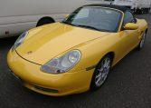2003 Porsche Boxster