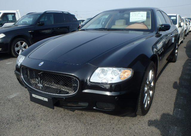 Maserati Quattroporte Japan