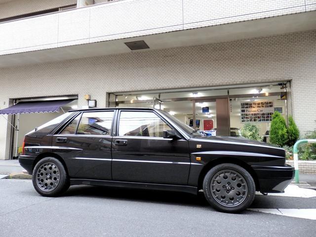 1990 Lancia Delta Integrale HF Integrale 16v