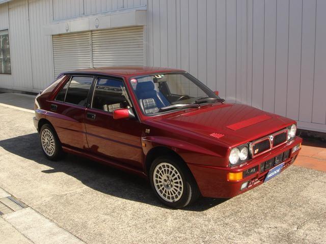 1992 Lancia Delta Integrale HF