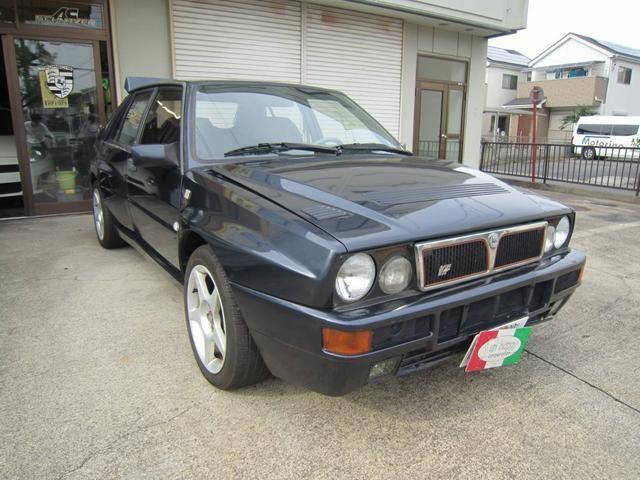 1992 Lancia Delta Integrale HF Evoluzione