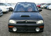 Subaru Vivio RX-R supercharged kei mini car jdm import japan dealer auction