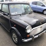 Rover Mini import export used car auction japan USA 25year regulation