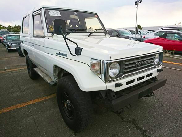 Toyota land cruiser JDM import USA America 25 year regulation