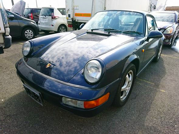 PORSCHE 911 JDM import lhd European Germany Poland import