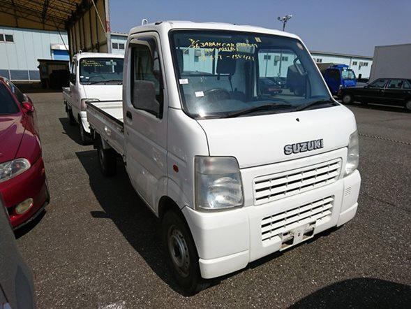 Mini truck kei Suzuki carry usa import America 25 year rule