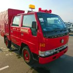 Toyota Toyoace firetruck import export used car auction Japan Canada 15 year rule