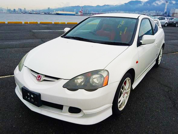 Honda Integra DC5 Type R fourth generation JDM import japan dealer aucti