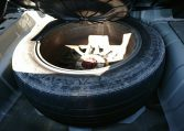 Toyota Crown Athlete spare tire