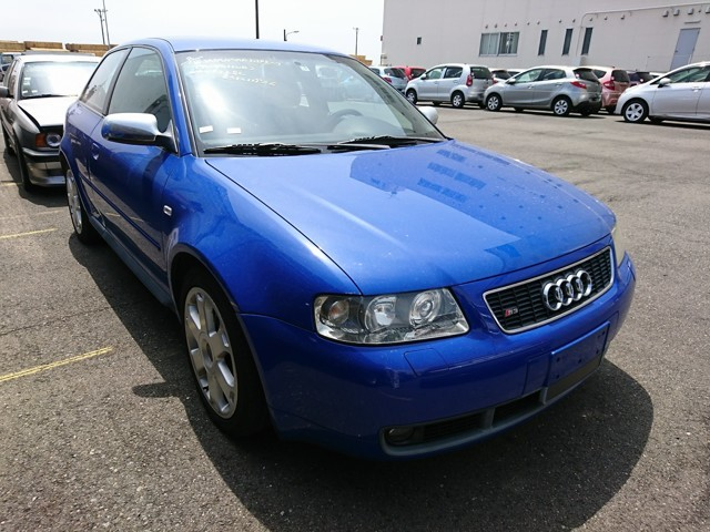 Audi RS3 3D LHD European JDM luxury cars from Japan excellent condition import