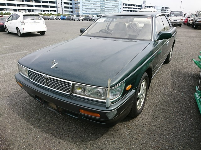 Nissan Laurel Medalist C33 drift rear wheel drive JDM import from Japan
