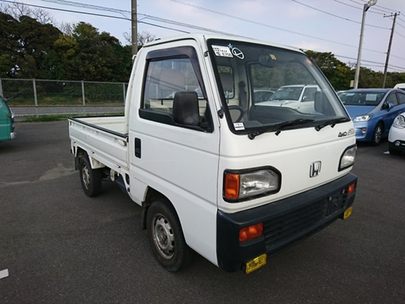 Mini truck fun JDM import from Japan 4WD rear diff lock