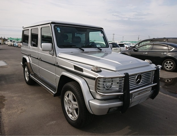 LHD JDM luxury cars G500 AMG excellent condition low mileage