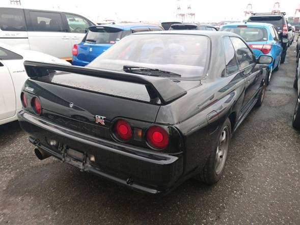 JDM GTR low price mileage excellent condition import from Japan