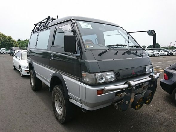 Camp camper off road high clearance turbo diesel engine JDM import from Japan