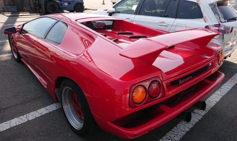 1992 Lamborghini Diablo