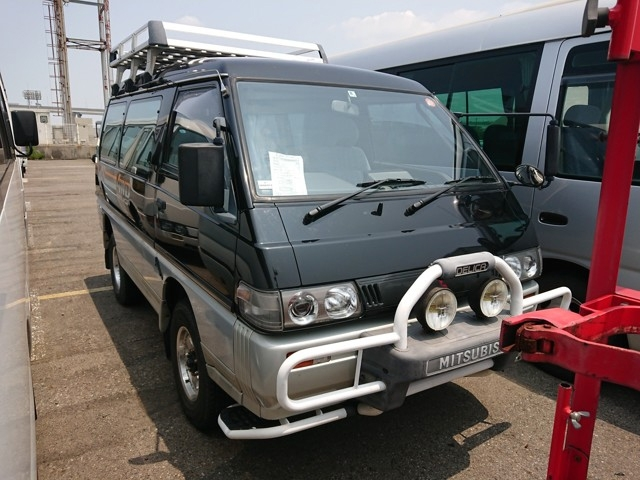 Diesel turbo 4d56 engine 5 speed manual 4wd off road van camping JDM import