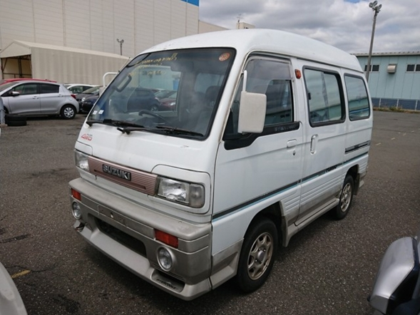 Excellent mileage kei van import from japan 4wd ac 5 speed JDM cars