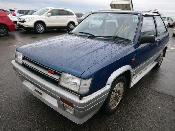 Tercel Corsa model change FWD classic import from Japan JDM great