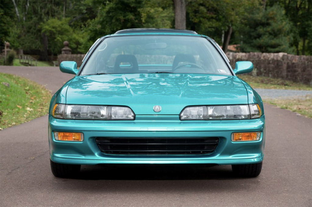 1992 Acura Integra GS-R (US market)