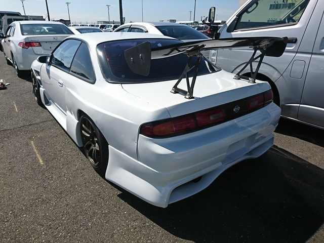 Turbo drift aftermarket parts jdm supreme body kit dealer auctions UK import low duty VAT