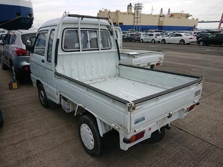 Keitruck mini truck 4wd highway driving 5 speed transmission rear diff lock America 25 year rule