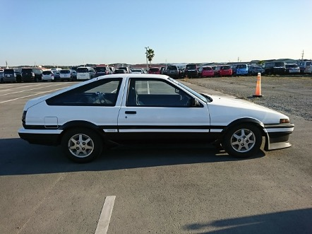 AE86 hachi roku drift track car heaven jdm import export professional service best condition low price discount