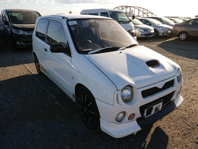 Pocket rocket kei k kay turbo car mini special sporty low mileage great condition import export Japan