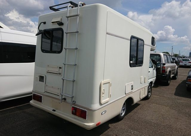 Japanese camper import America 25 year rule