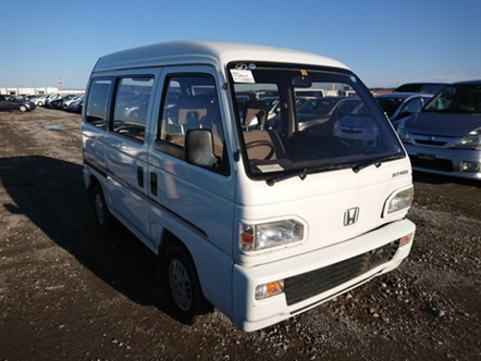 Kei mini van great mileage 4wd japan car direct import export