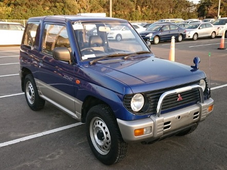 4wd 5 speed kei car japan