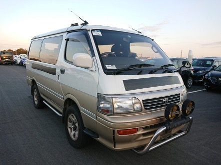 JDM Japanese quality endurance reliability 4x4 turbo diesel engine