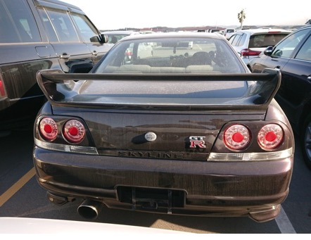 Godzilla super car low price Japanese dealer auction JDM performance vehicles import export