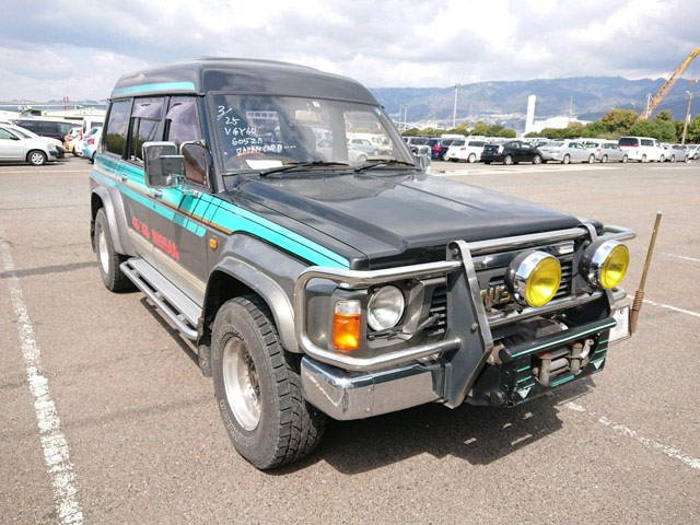 Awesome SUV JDM Japanese dealer auctions export import 25 year rule America USA