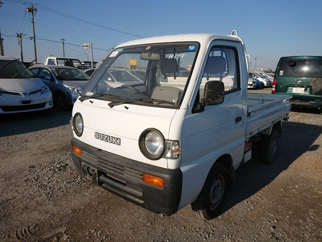 Mini kei truck 660cc engine excellent mileage bullet proof engine import now