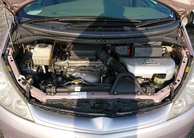 Toyota Estima Hybrid 2002