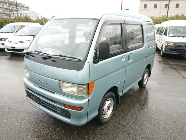 Kei trucks vans super charged turbo camping 4wd 5 speed manual transmission excellent gas mileage