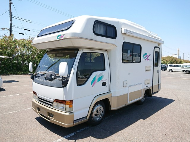 Camping car A/C toilet shower table sleeps 6 excellent condition low mileage dealer auction