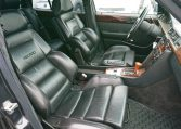 16 Mercedes Wagon front passenger seat