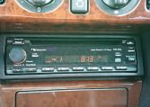 18 Mercedes Wagon stereo system