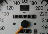 20 Mercedes Wagon odometer mileage km