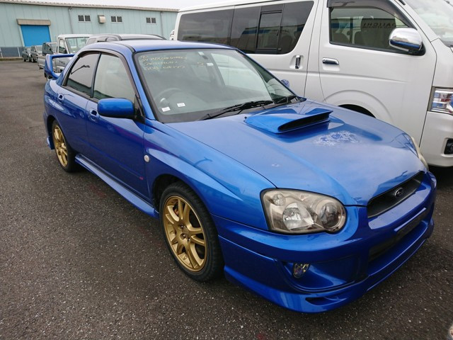 Rally champion import to UK cheap from Japanese dealer auctions low mileage great condition