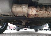 Subaru Sambar Diaz undercarriage surface rust clean good condition