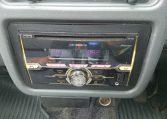 Subaru Sambar Diaz aftermarket Stereo system center console