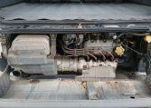 Subaru Sambar Diaz rear engine bay easy accesss spark plugs check oil