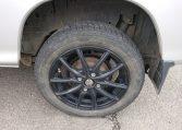 Subaru Sambar Diaz mag wheels good tires 80% tread ground clearance