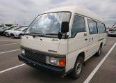 1994 Nissan Homy front left
