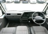 1994 Nissan Homy front seats above
