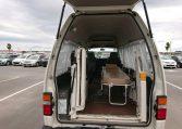 1994 Nissan Homy rear space