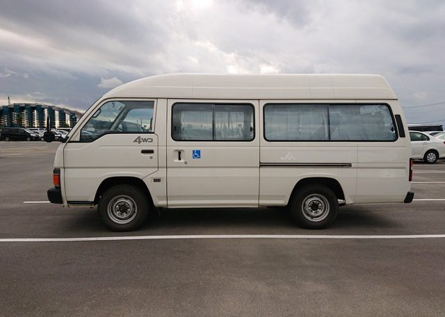 1994 Nissan Homy side right